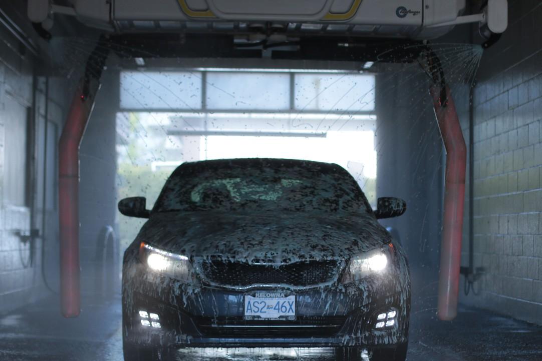 Kelowna Touchless Car Wash